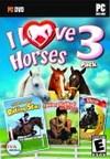 I Love Horses -- 3 Pack