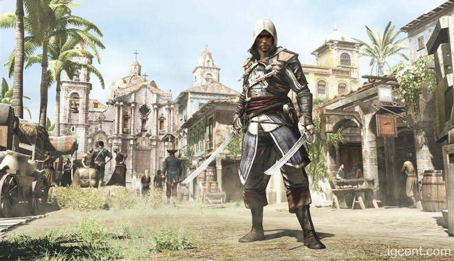 Assassin's Creed IV: Black Flag Missions List