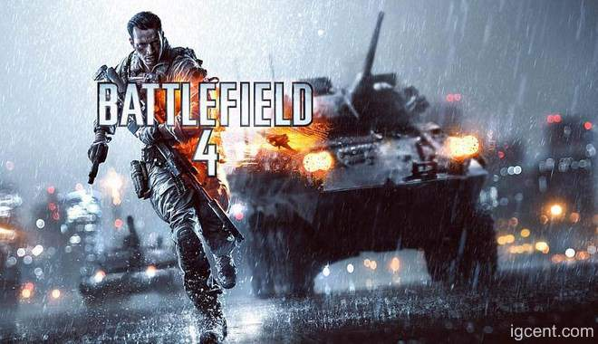 Battlefield 4 Single Player
