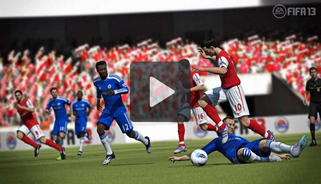 FIFA 13 Official Trailer