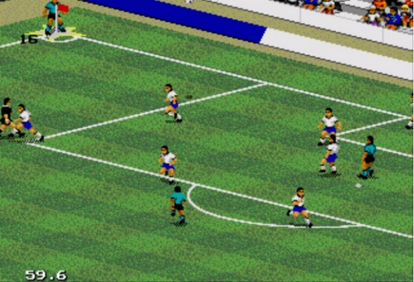 FIFA International Soccer (1993)