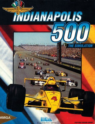 Indianapolis 500 Cover