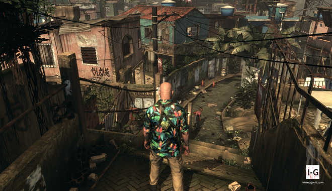 Max Payne gets into the bad neighborhoods of Sao Paulo