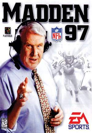 Madden NFL '97 for PC (1996)