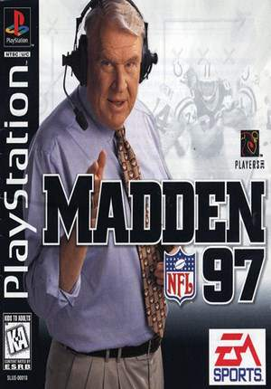 Madden NFL '97 for PSX (1996)
