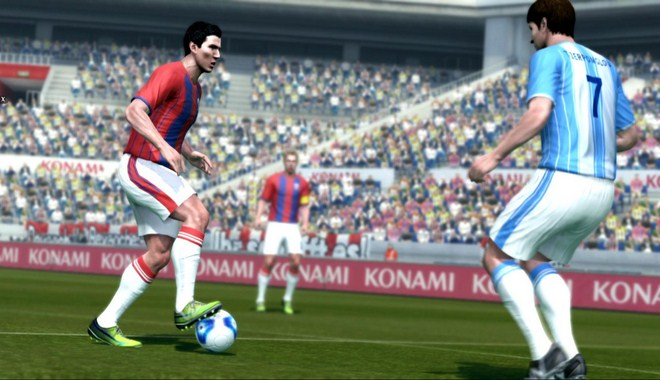PES 2013 Pre E3 Video Announcement Screenshot
