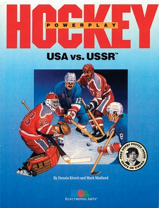 Power Play Hockey 1988