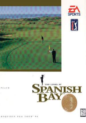 The Links at Spanish Bay course add-on for PGA TOUR '96 (1996)